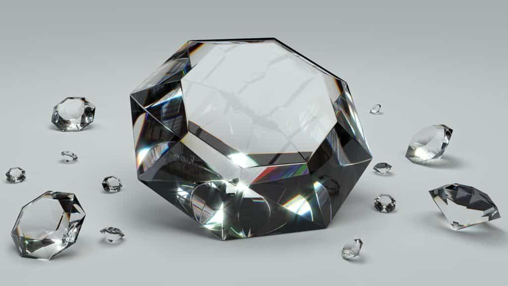 Les secrets de la taille du diamant