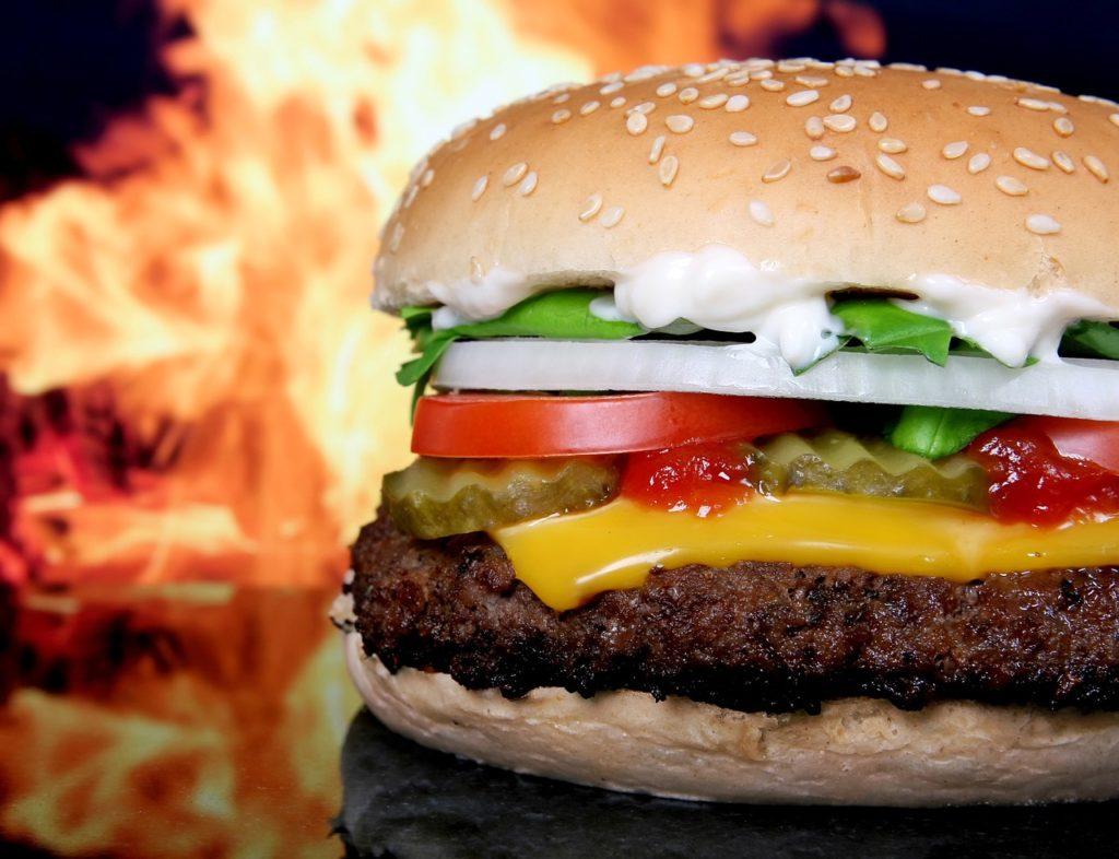 Recettes de hamburgers à la viande