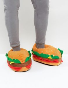 chaussons hamburgers