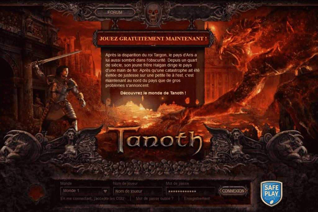 Tanoth, le jeu médiéval qui cartonne chez les jeunes