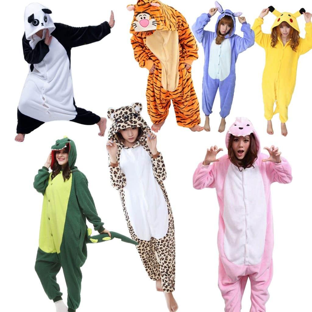 La combinaison pyjama animaux, vous connaissez?