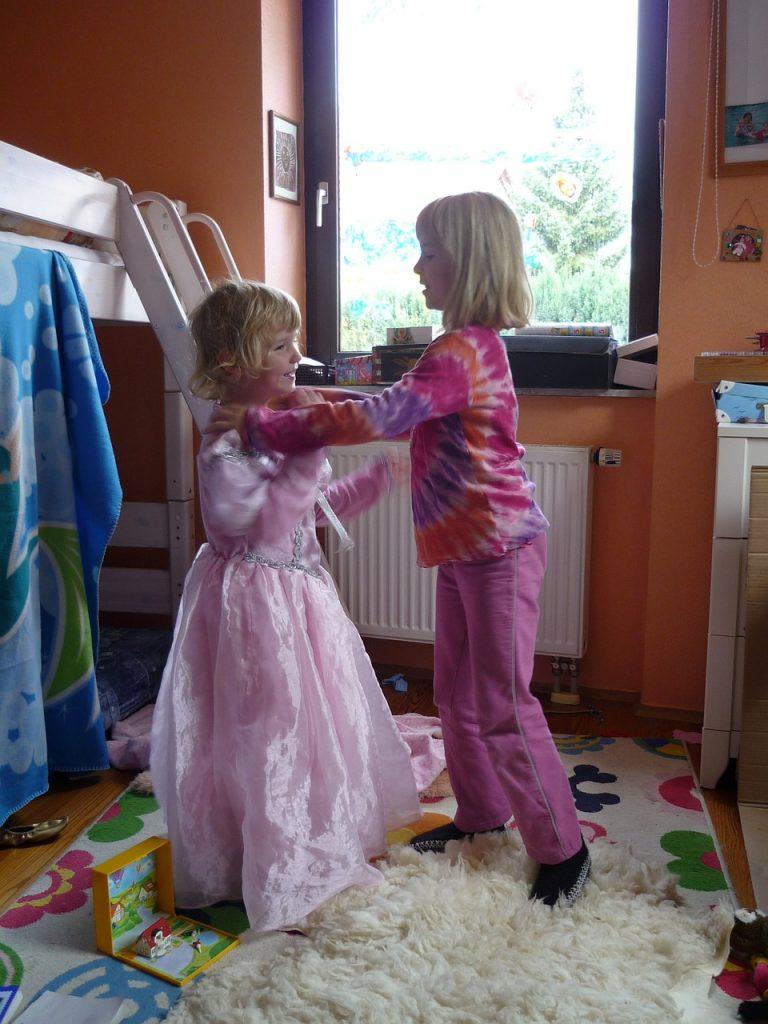 4 conseils pour décorer la chambre de sa petite princesse