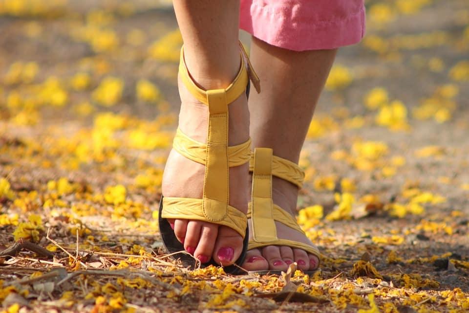 4 conseils pour bien choisir ses sandales pour l'été