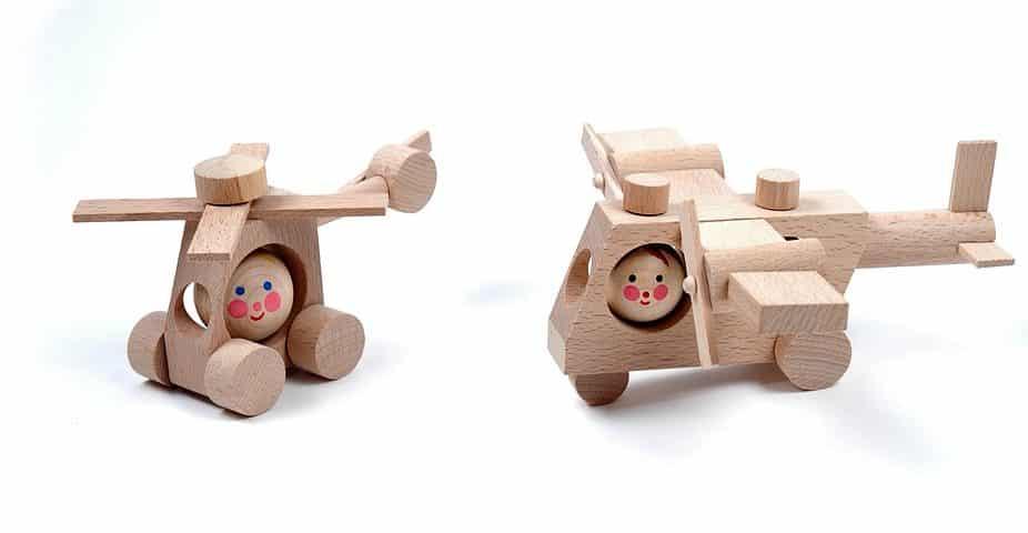 Osez les jouets en bois pour une fête de Noël originale