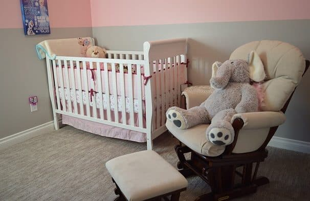 Quand préparer la chambre de son futur bébé ?