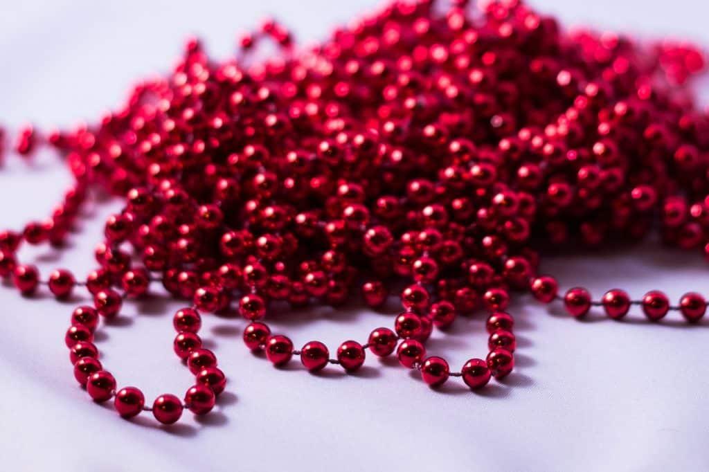 La tendance des sacs en perles