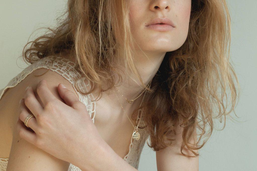 collier de femme personnalisé