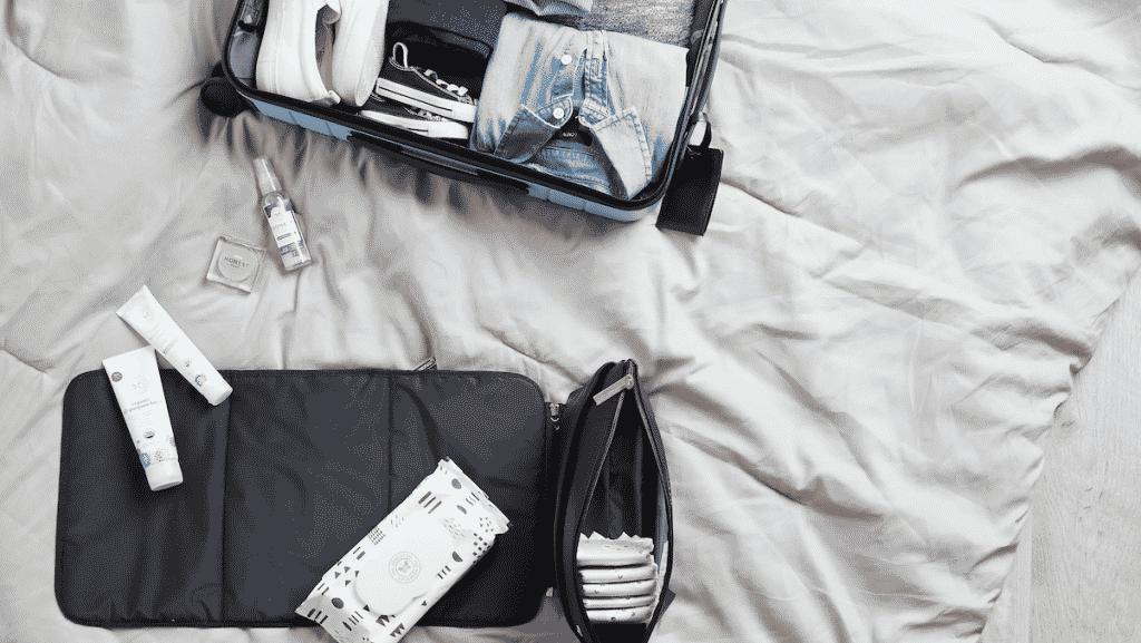Voyager léger : nos conseils pour préparer un bagage poids plume!