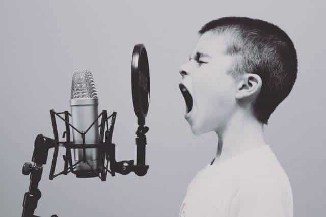 initier bébé à la musique