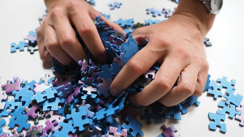 Le puzzle se refait une beauté !