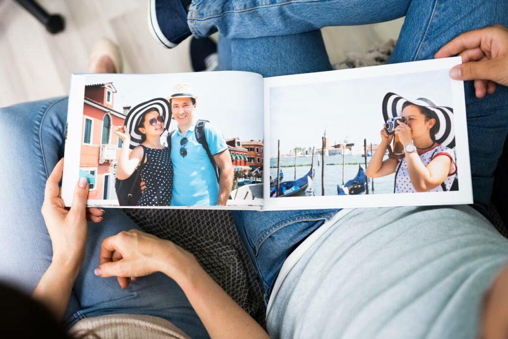 photos de vacances - livre photo