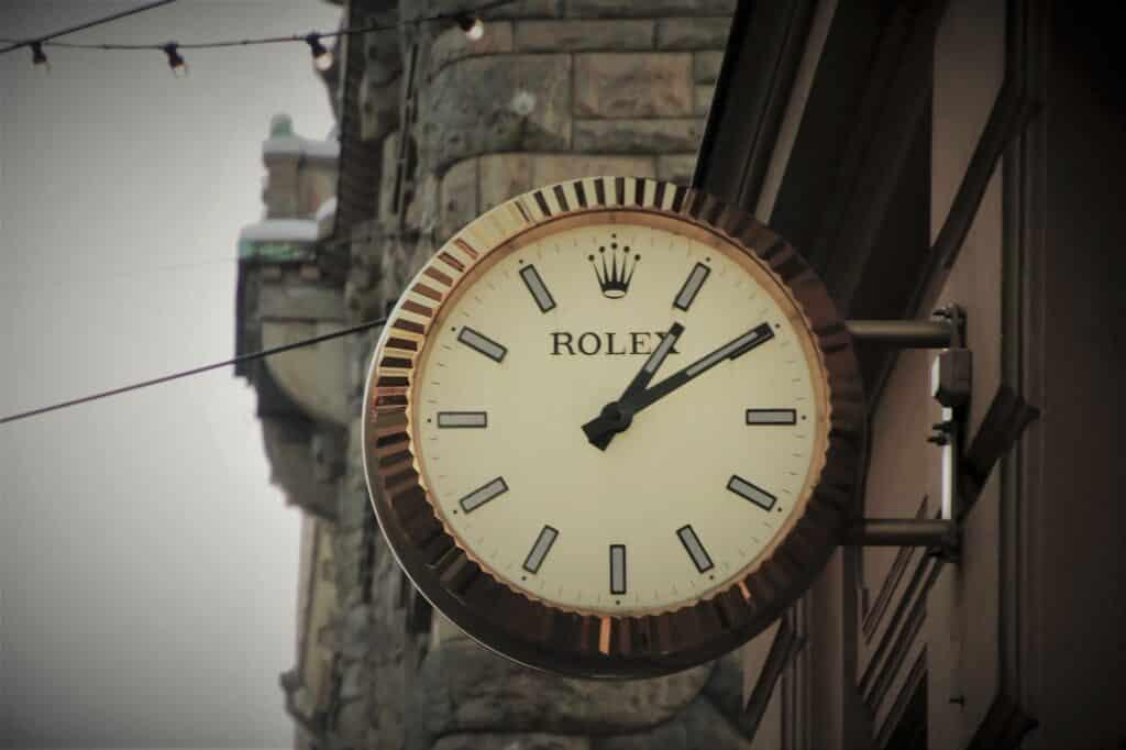 Comment Rolex est devenue une icône?