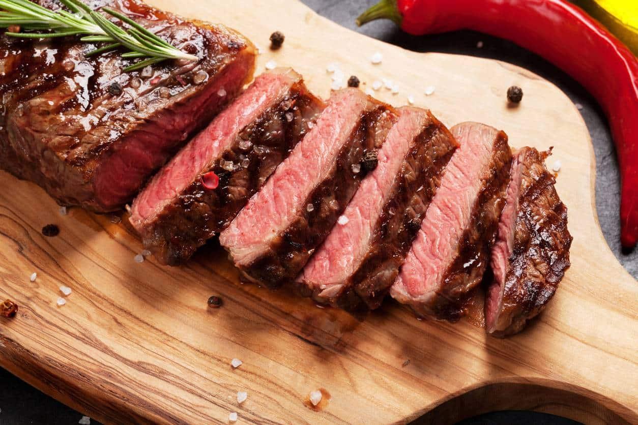 temps de cuisson de la viande de bœuf