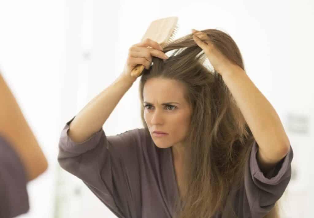 Comment venir à bout des cheveux gras ?