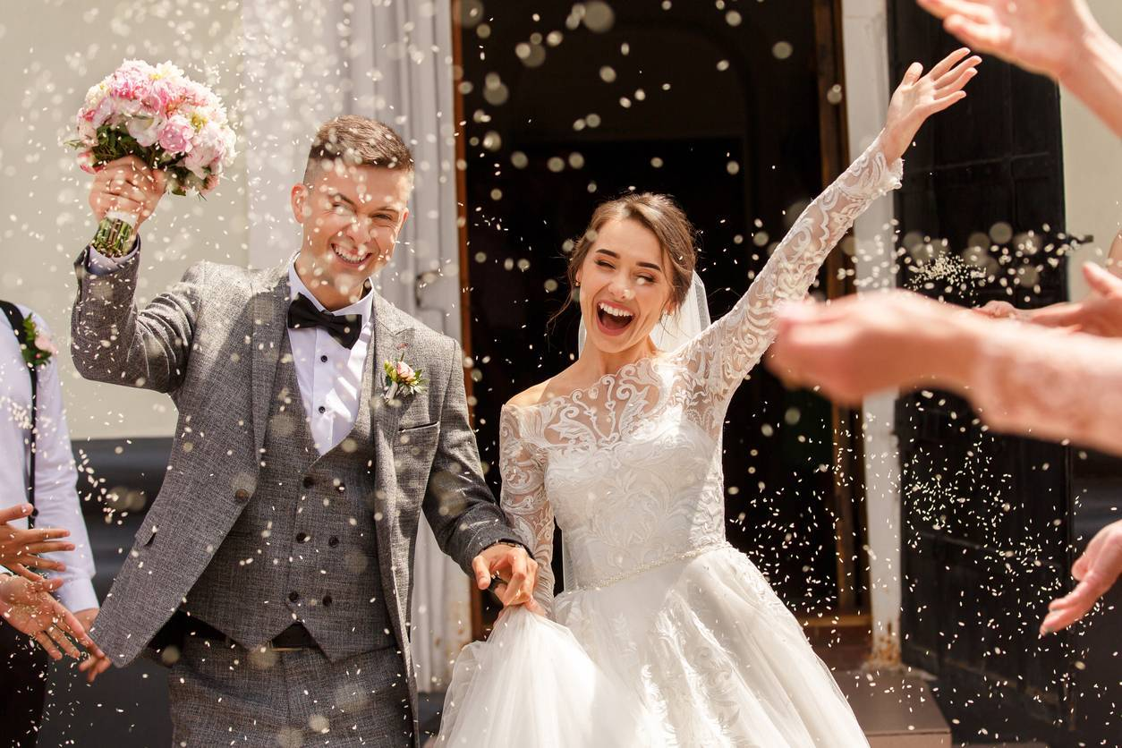 décoration lumineuse mariage