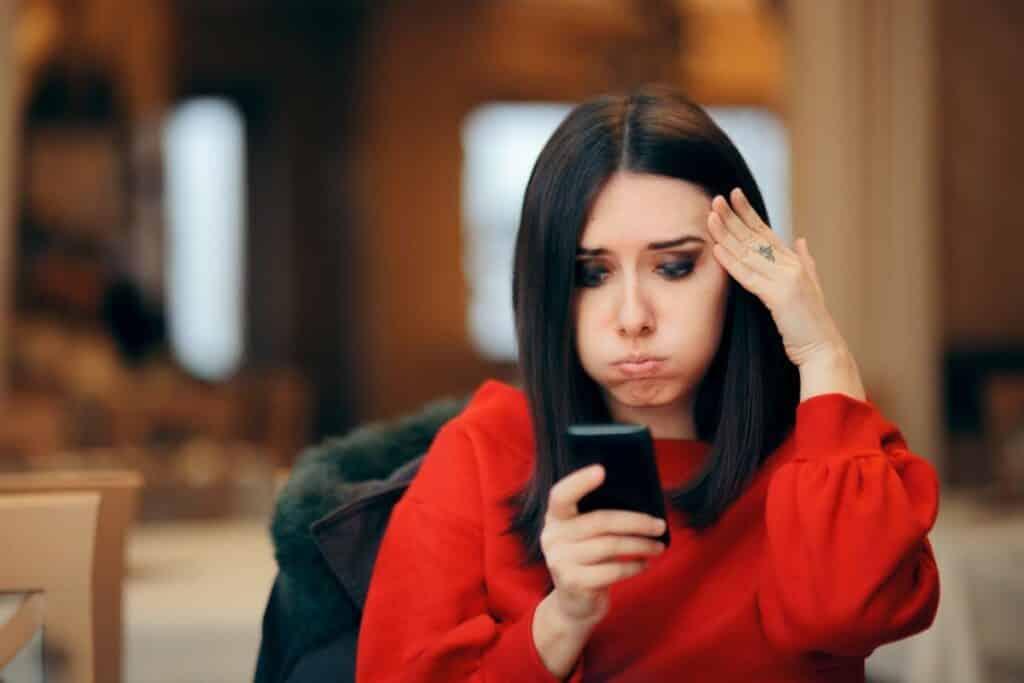 Les règles de la drague par SMS